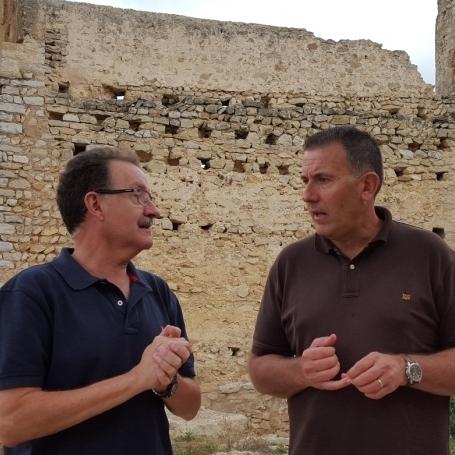 La Diputación saca a la luz las pinturas medievales más antiguas de Castellón