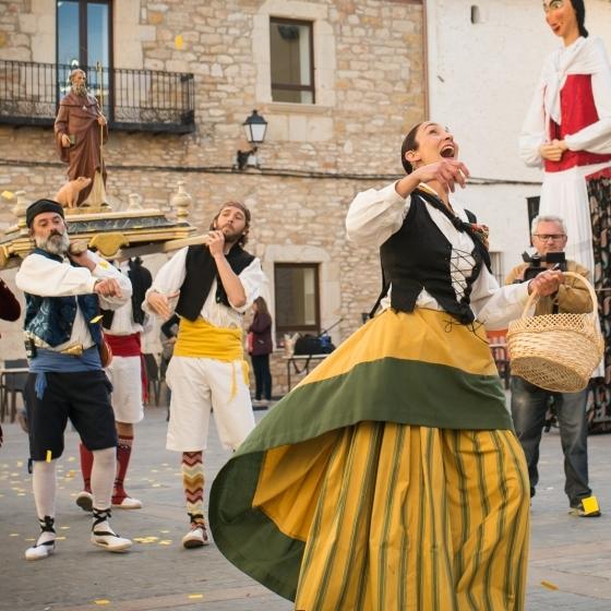 La Campaña de Impulso de la Cultura Tradicional hace parada mañana en Vilanova