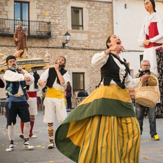 La Campaña de Impulso de la Cultura Tradicional llega a Vilanova