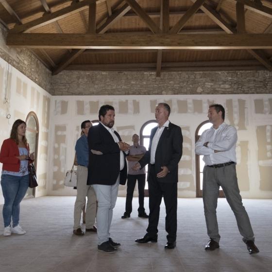 3,3 millones para protección del patrimonio histórico-artístico