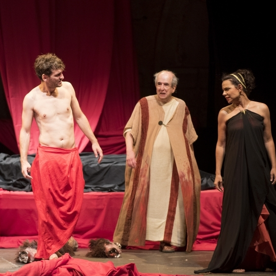 'Sold out' enla edición más ambiciosa del Festival de Teatro Clásico de Peñíscola