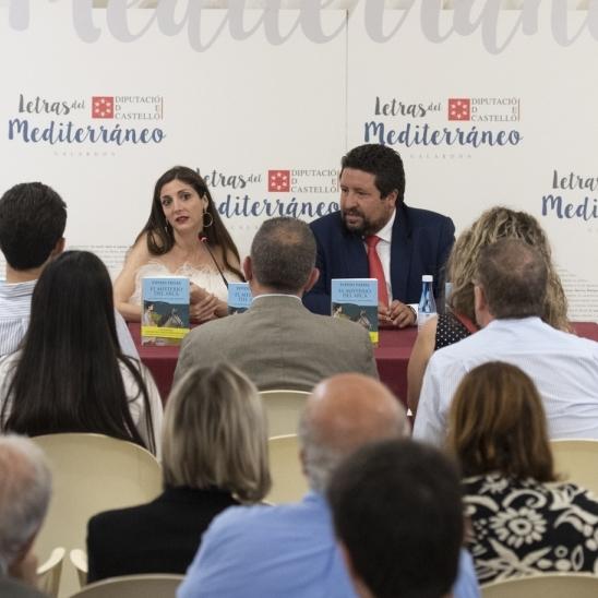 Diputación cumple su objetivo promocional tras el éxito de Letras del Mediterráneo