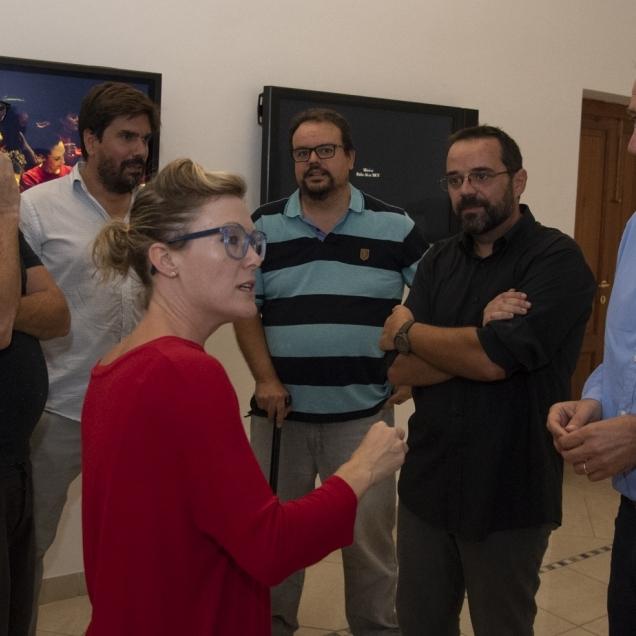 Diputación reivindica el talento de la mujer en la cultura
