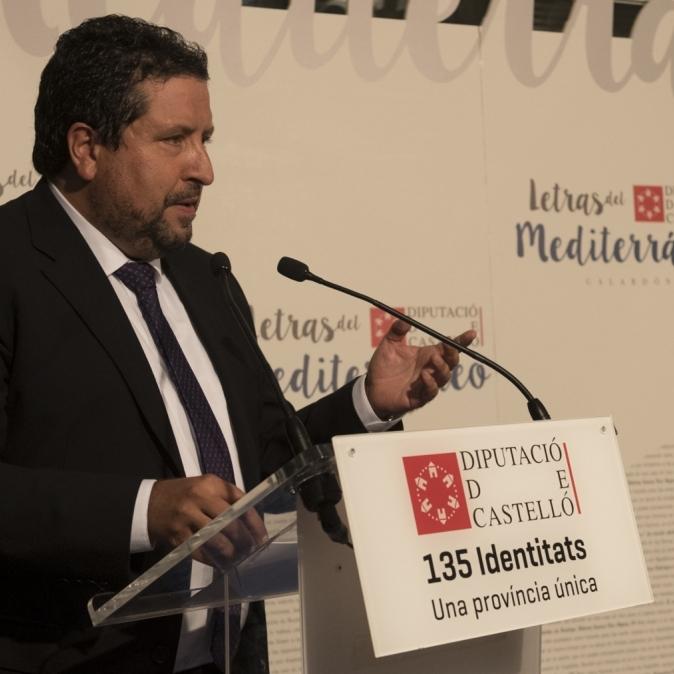 La Gala Letras del Mediterráneo recaba el interés de lectores de toda España