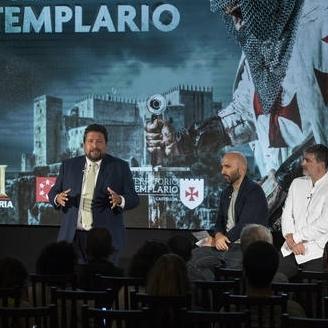 La serie Territorio Templario de la Diputación repite liderazgo en prime time