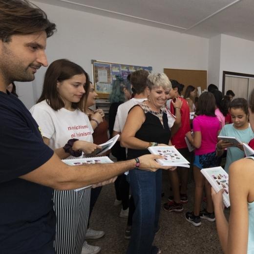 Nuevo casting para 'Nada Será Igual', proyecto audiovisual contra el acoso escolar