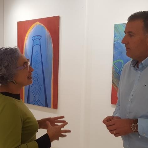 Homenaje a Beatriz Guttmann con la exposición 'Guttmann de viaje' en Las Aulas