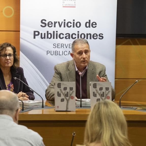 Diputación presenta un nuevo número de la revista 'Estudis Castellonencs'