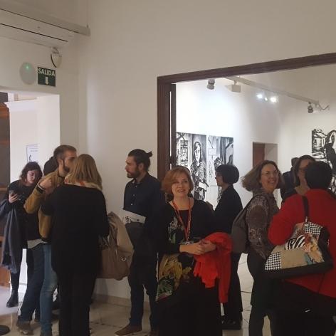 Diputació avança en la seua proposta de MART com a reclam a artistes i galeristes de tota Espanya