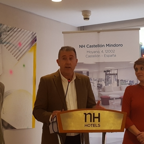 El público responde a la propuesta cultural de la Diputación con la Feria MARTE en Castellón