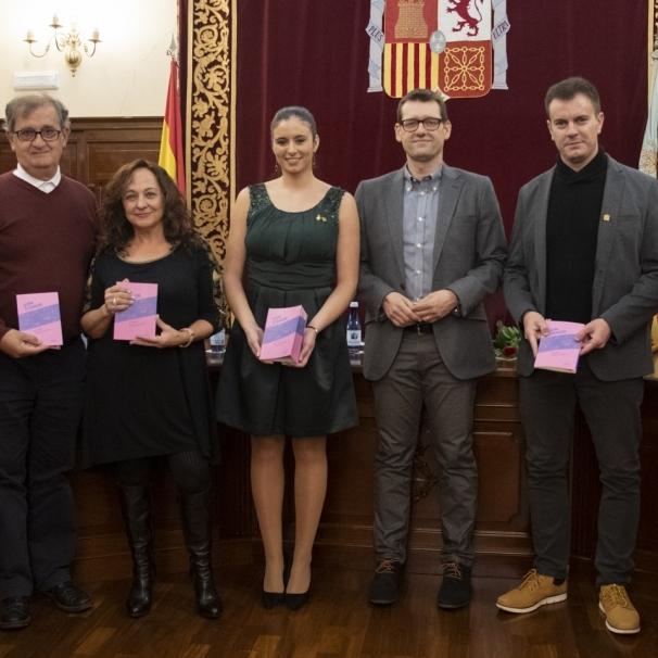 La Diputació acull l'entrega del XIX Premi de Narrativa Breu 'Josep Pascual Tirado'