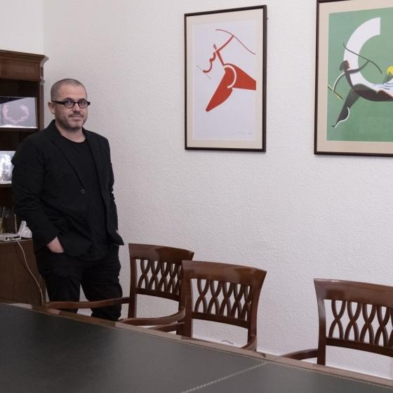 Dídac Ballester realizará el cartel conmemorativo del Dia Oficial de la Província 2019