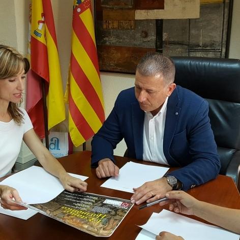 Diputación iniciará este sábado en la Capilla de la Sangre de Castelló su ciclo musical