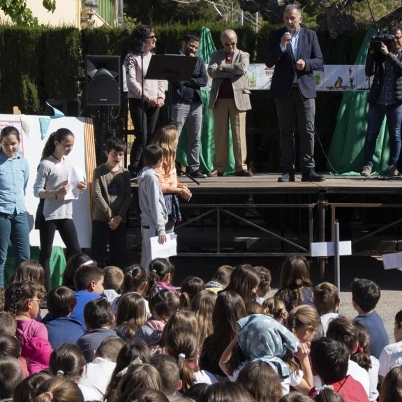Diputación participa en la campaña escolar 'Salvadors de Paraules'