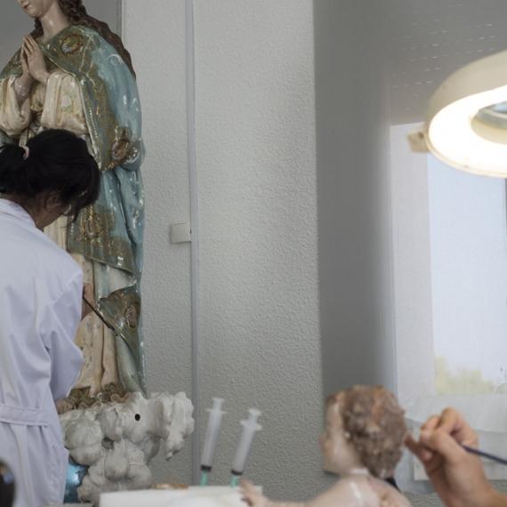 La exposición de arte sacro La Llum de la Memòria abrirá sus puertas el próximo lunes
