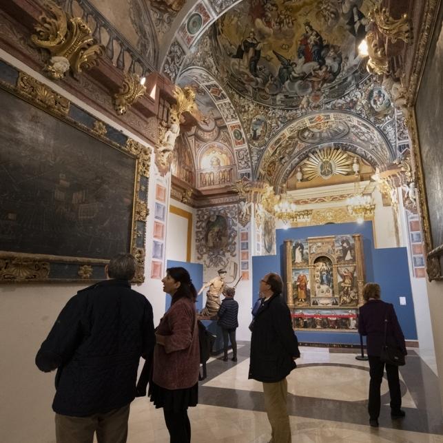 Diputación refuerza La Llum de la Memòria como hito del turismo cultural