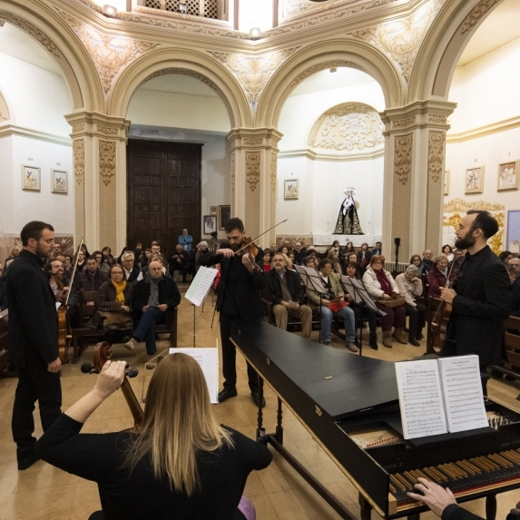 Diputación oferta una rica programación cultural esta Semana Santa