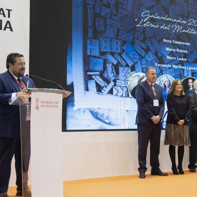 Diputación 'estrena' esta Semana Santa las Rutas Literarias de Letras del Mediterráneo