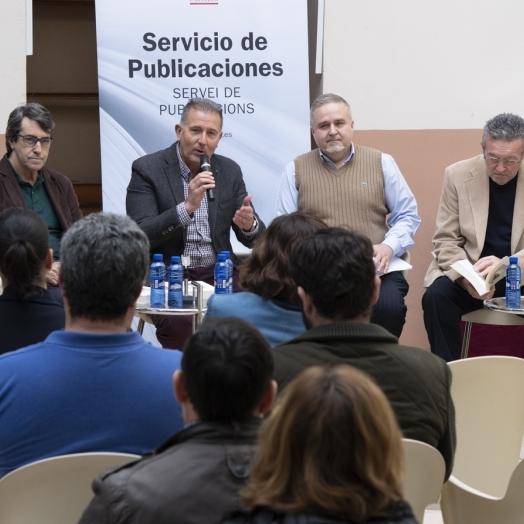 Diputación presenta la revista anual Aula de Lletres Valencianes