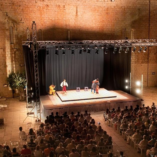 Diputación saca a la venta las entradas del Festival de Teatro Clásico Castillo de Peñíscola