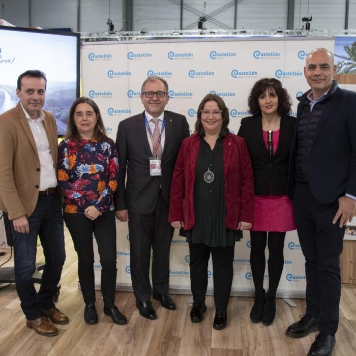 La Diputació anuncia en Fitur que Nacho Abad, Carlos Fidalgo, Teresa Cremeselle i Graziella Moreno són els guardonats de Letras del Mediterráneo 2020