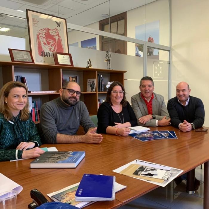La Diputación promoverá la adhesión de Castellón a la futura ruta templaria europea para ampliar el atractivo turístico provincial