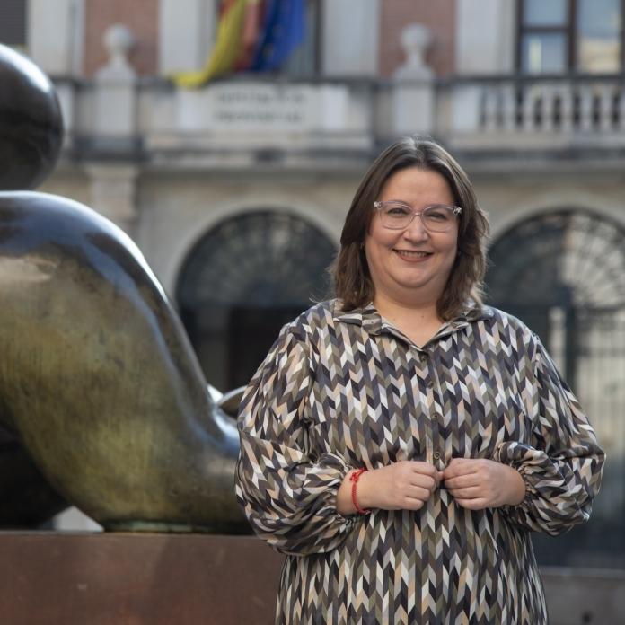 La Diputación se adhiere a la Xarxa Pública de Serveis  Lingüístics creada por la Generalitat para fomentar el uso del valenciano