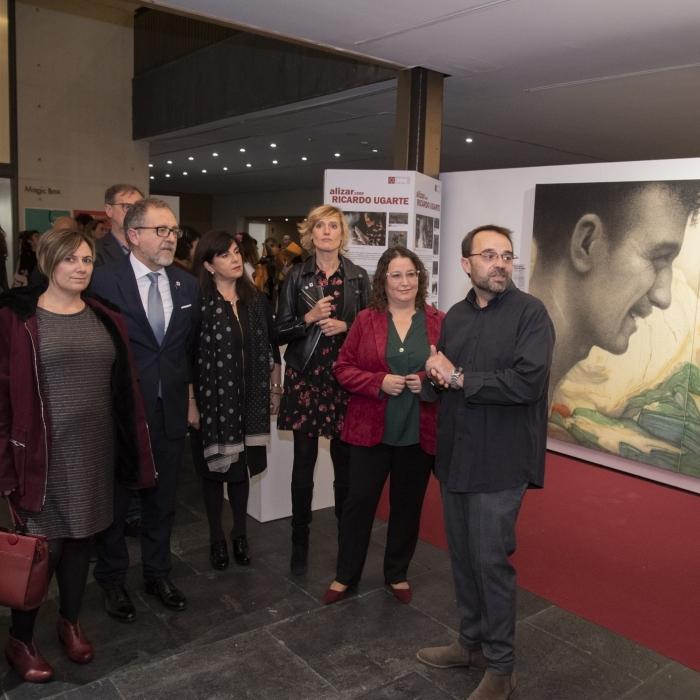 José Martí inaugurará el estand de la Diputación en ARCO 2020, la Feria Internacional de Arte Contemporáneo de Madrid