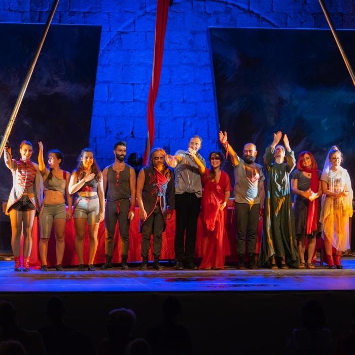 'Hipólito' cierra una brillante segunda semana del XXIII Festival de Teatro Clásico de Peñíscola