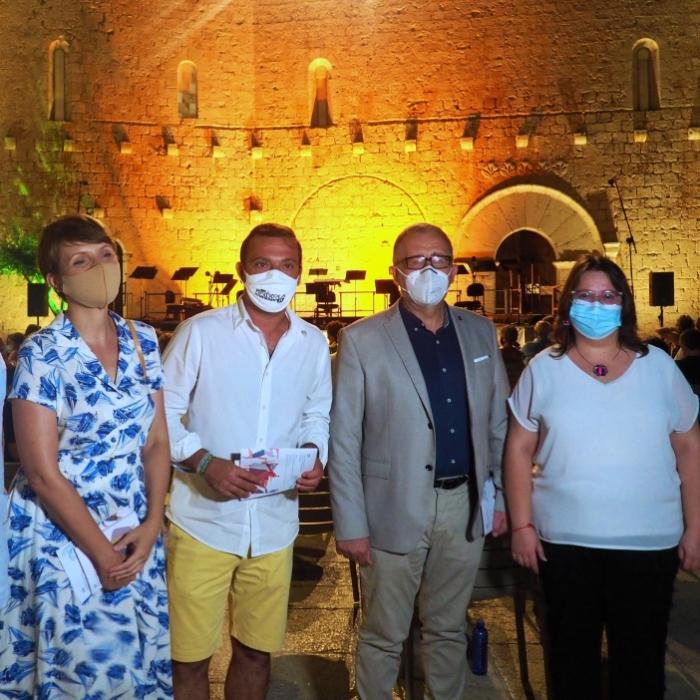 El Cor de la Generalitat Valenciana i Harmonia del Parnàs inauguren el XXV Festival Internacional de Música Antiga i Barroca de Peníscola