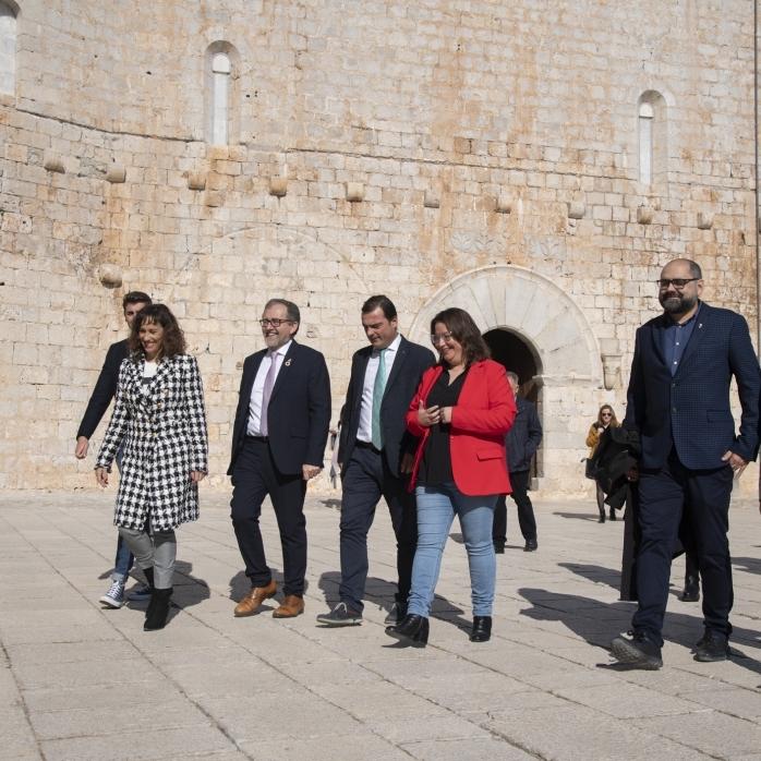 El impulso en la conservación del Castillo de Peñíscola eleva a 1,5 millones las visitas en los últimos cinco años