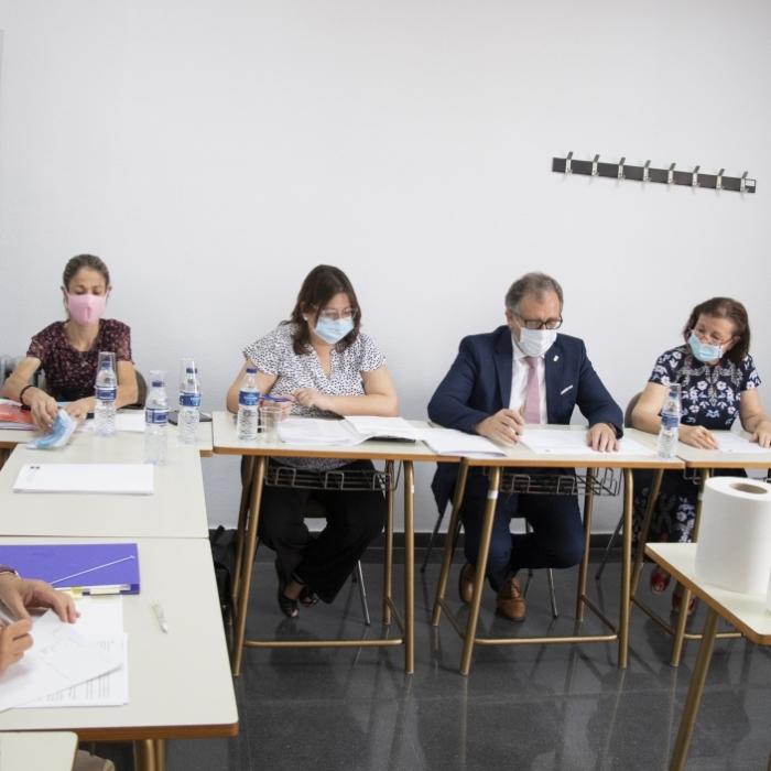 La UNED de Vila-real aprueba un presupuesto de 600.000 euros para afrontar el 2021