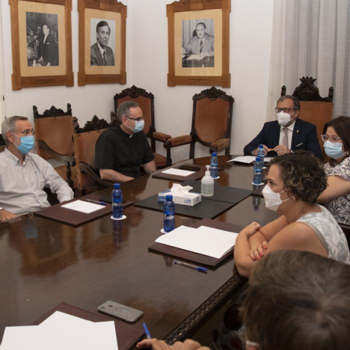 El pleno de la Diputación aprueba el adelanto de 196.210 euros para la redacción del proyecto básico de rehabilitación del santuario de Penyagolosa