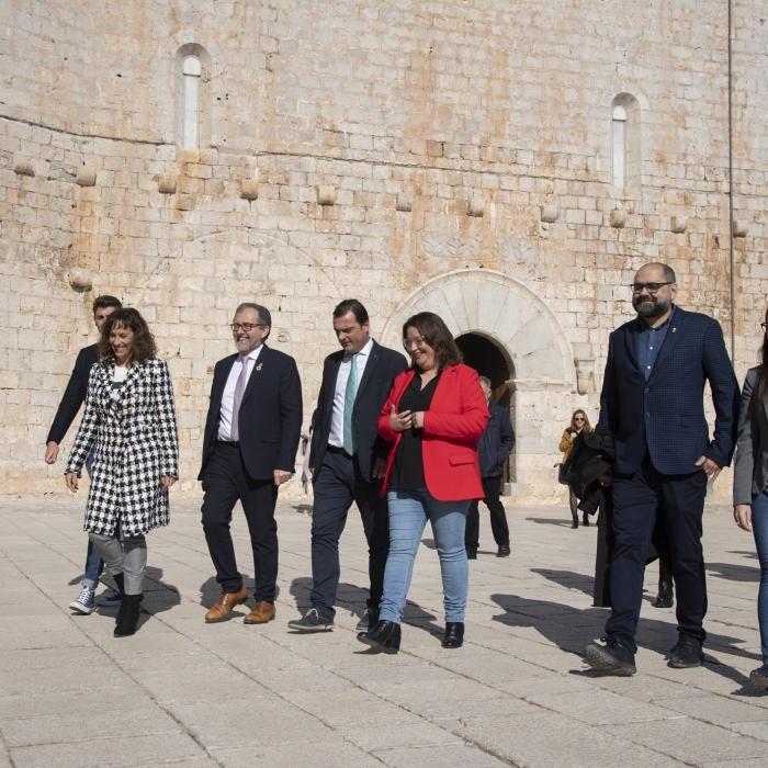 La Diputación celebra este domingo el Día Mundial del Turismo en el Castillo del Papa Luna con una jornada de puertas abiertas