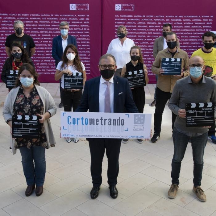 Cortometrando desvelará el jueves en una gala el ganador de un festival centrado este 2020 en documentales para retratar la pandemia en la provincia de Castellón