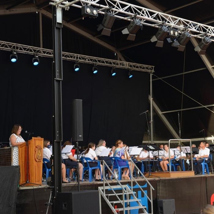 La Diputación toma la batuta y programa durante todo el verano 80 conciertos de banda en toda la provincia