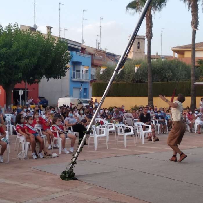Ruth Sanz celebra la gran aceptación que está teniendo en los pueblos el circuito cultural impulsado por la Diputación de Castellón