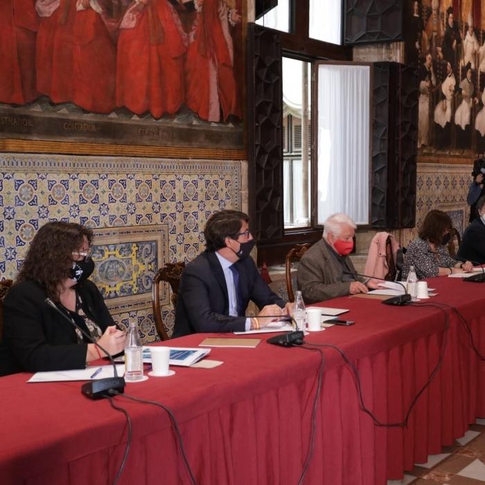 La Diputación de Castellón conmemora en Peñíscola el Año Berlanga con actividades divulgativas y un espectáculo pirotécnico