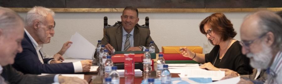 La Diputación reúne a su Consejo Asesor de Publicaciones
