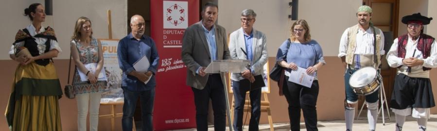 La Diputación y Xarxa Teatre presentan laIII Campaña de Impulso de la Cultura Tradicional