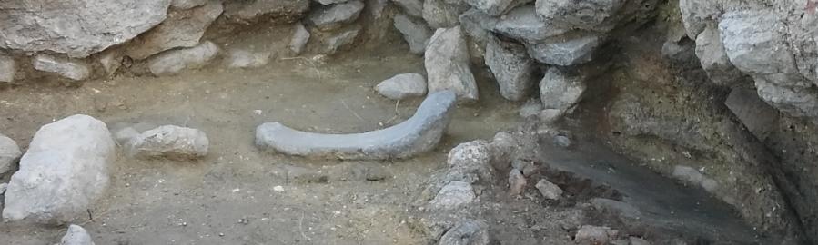 Retomamos los trabajos en el Puig de la Misericòrdia con 'Castellón Arqueológico'