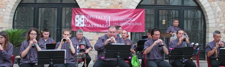 Cortes de Arenoso acoge el segundo concierto del VI Dolç Festival