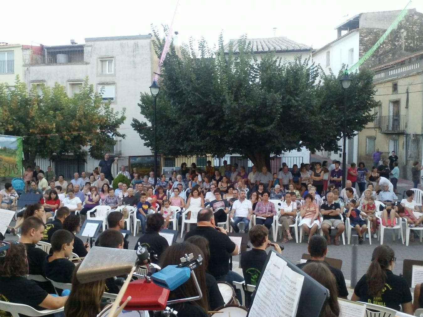 Chóvar y Herbés acogen los conciertos del VI Dolç Festival que organiza Diputación
