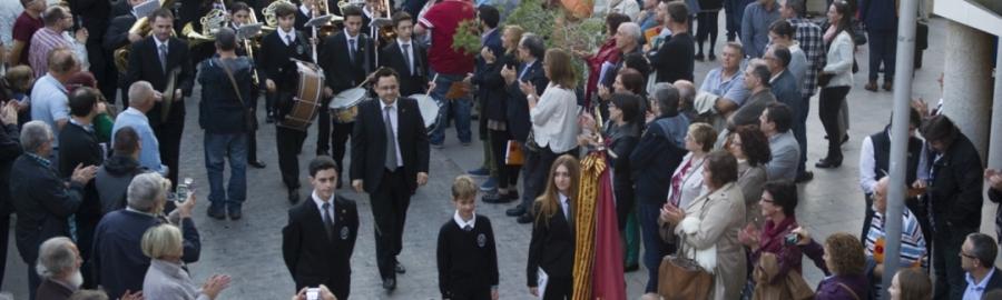 Diputación refuerza su apoyo a las bandas de música