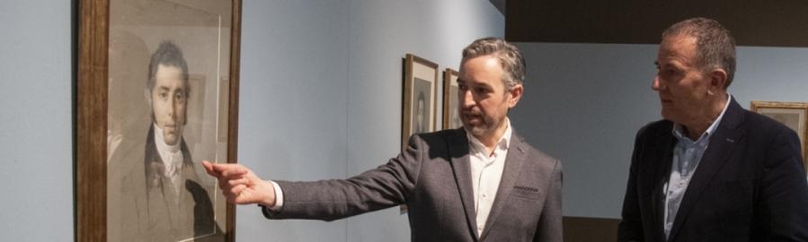 Diputació impulsa l'exposició de Vicente Rodés en el Museu dins del Consorci de Museus