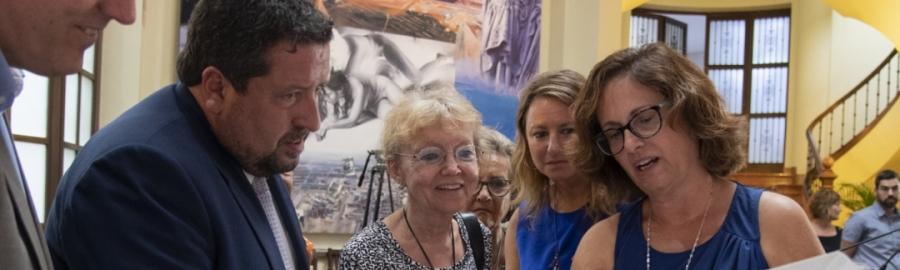 Diputación inaugurará la exposición homenaje a Matilde Salvador