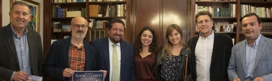 Diputación ultima el Festival de Teatro Clásico
