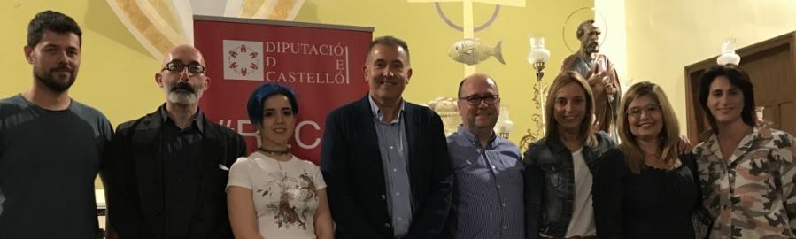 Diputación restaura la imagen de San Pedro del Grau de Castelló
