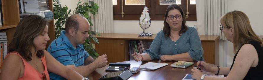 La Diputación y la FSMCV impulsarán el Certamen Provincial de Bandas con unas nuevas bases