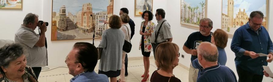 Exposiciones, talleres y actuaciones musicales marcan el último tramo del año en el ECO de Les Aules